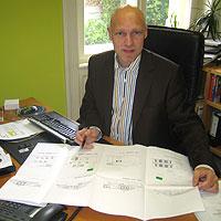 Immobilienökonom Thomas Pohl-Weinand - Geschäftsführer Weinand-Haus GmbH & CoKG